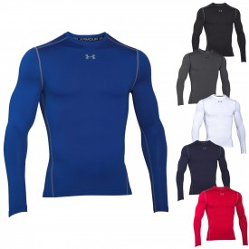Maillot de compression ColdGear Armour Crew