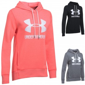 Sweat à capuche Favorite Fleece Popover - Under Armour 1302360