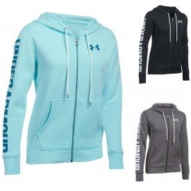 Veste à capuche Favorite FZ - Under Armour 1302361
