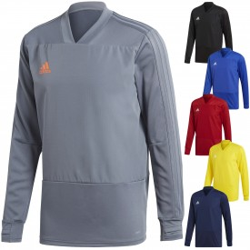 Sweat d'entraînement Top Condivo 18 - Adidas CG0382