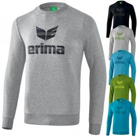 Sweat-shirt à Logo Essential Erima