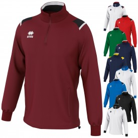 Sweat 1/4 zip Lars - Errea FG0R0Z