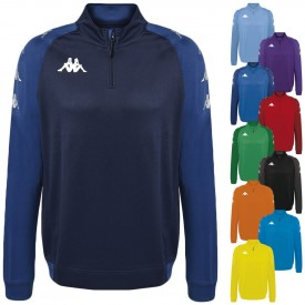 Sweat 1/4 zip Trieste - Kappa 31153JW