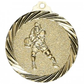 Médaille Volley-ball Or 32 mm - France Sport F_NX18D